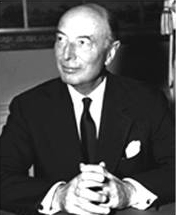 Robert A. Lovett, Deputy Undersecretary of Defense, 1950