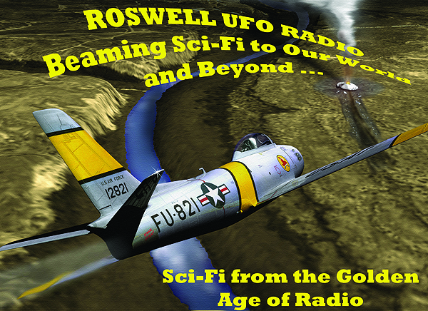 Roswell UFO Radio