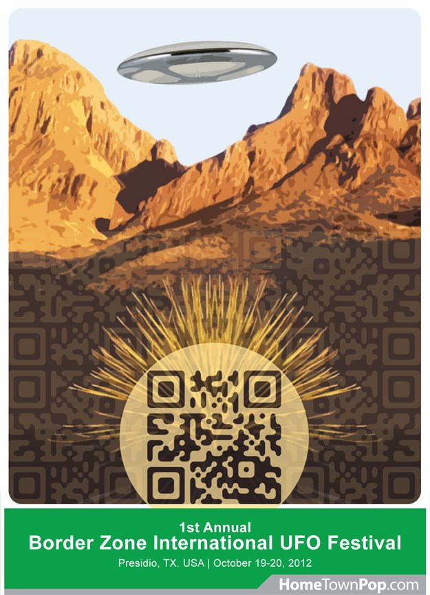 QR Code by George Galindo