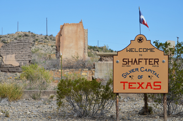 Shafter, Texas